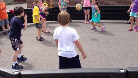 learn about gaga ball photo